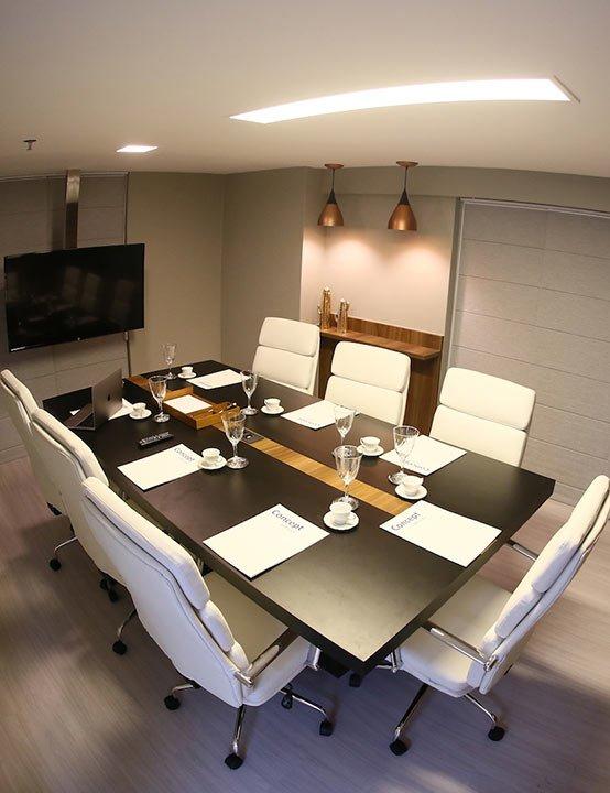 Sala de reunião Asa Sul - Brasil 21
